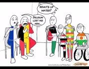 Lors des attentats en Belgique