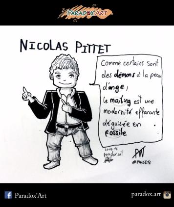 Nicolas Pittet