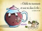 nidonite thé sachet