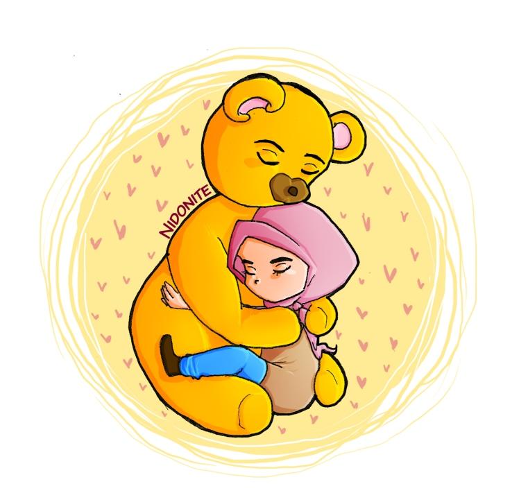 giron-nounours-nido-cute